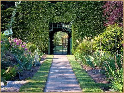 Coombe estate yarra valley chocolates fords coach for Garden design yarra valley